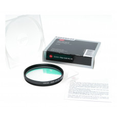 Leica Filter E60 UV/IR filtre black 13414 Germany Boxed MINT