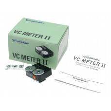 Voigtlander VC Meter II light exposure meter box LNIB