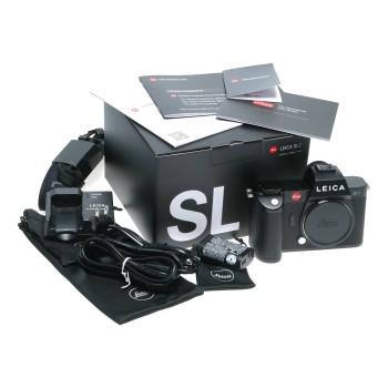 Leica SL2 Digital Mirrorless 47MP Camera Body Black 10854 LNIB MINT