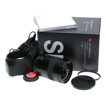 Leica Summilux-SL 50mm f/1.4 ASPH. Lens black 11180 for SL Typ 601 LNIB