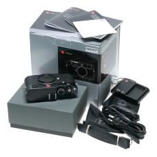 Leica M Typ 240 Digital Rangefinder Camera Black 10770 Boxed LNIB