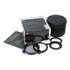 Leica polarizing pol filter M 13356 universal swing out cased papers LNIB