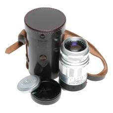 Elmarit 2.8/90mm Leica M camera lens fits M10-R Monochrom camera