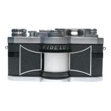Widelux camera Model F VI Super Wide Angle 35mm vintage  JUST SERVICED