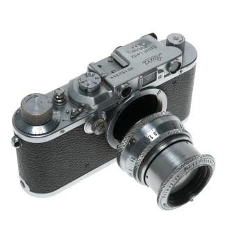 Meyer Primoplan 5cm f/1.9 LTM Leica M39 mm RF collapsible rare lens