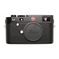 NEW Leica M (Typ 240) Digital Rangefinder Camera Black 10770 Boxed