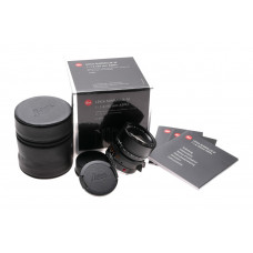 Leica Summilux-M 1:1.4/50mm ASPH. NEW lens box papers 11891 f50mm black