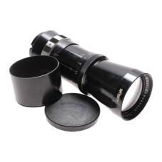Schneider Tele Xenar 1:5.5/200 robot rangefinder camera lens f=200mm
