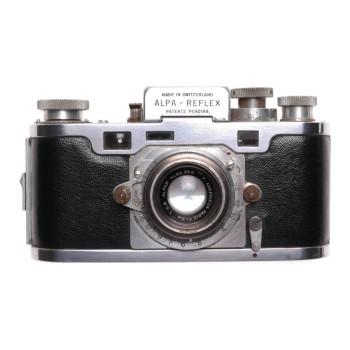 Alpa Standard Leica Type rangefinder camera Angenieux Alpar 1:2.9/50mm Lens 35mm