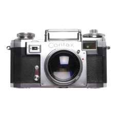 Zeiss Opton Sonnar 1:1.5 f=50mm Contax IIIa 35mm chrome 35mm camera 1.5/50 used