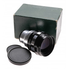 Anamorphic 16 C Gallo-fox lens used sparkling clean glass smooth focus box