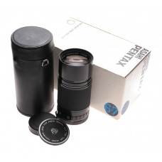 PENTAX 6x7 camera lens 4/300 SMC Takumar f=300mm f4 boxed Mint-