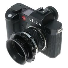 Kinoptik 1:2 f=35mm Apochromat FOCALE camera lens 2/35 Cameflex CAPS