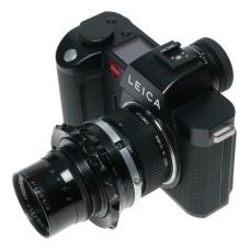 Kinoptik 1:2 f=75mm Apochromat FOCALE camera lens 2/75 Cameflex caps CLA'd