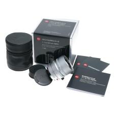 11892 Leica Summilux-M 50mm f/1.4 6 bit silver lens fits M240 M10-R 1.4/50