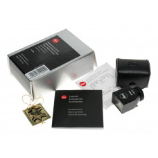 Leica 12024 Bright Line View Finder 21mm wide angle lens Black Paint