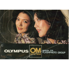 Olympus om systsem manual for flashphoto group