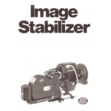 Arriflex vintage image stabalizer user instruction manual