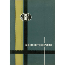 Arriflex laboratory equipment brochure information