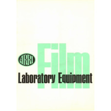 Arriflex laboratory film equipment brochure arri