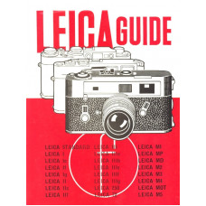 Leica guide how to work with any leica .D.wEmanuel