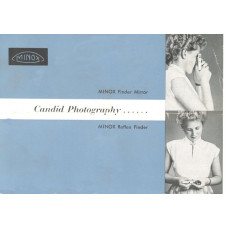 Minox candid photography user instruction manual