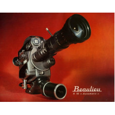 Beaulieu r16 automatic 16mm camera information brochure