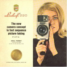 Linhof 220 concept camera ideal format information