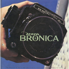 Zenza bronica camera information brochure data user