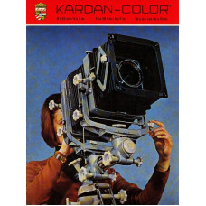 Linhof kardan-color 9x12 13x8 18x24 gross format