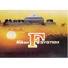 Nikon f system camera lenses accessories information