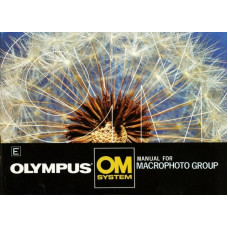 Olympus om system macrophoto group instructions