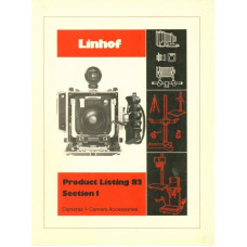 Linhof product listing 82 cameras and accessories sec 1
