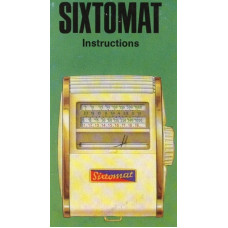 Sixtomat exposure light meter instructions user manual