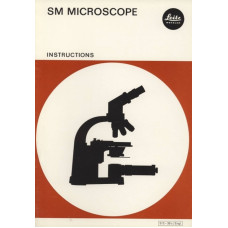 Leitz sm microscope instructions ping only