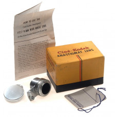 CINE-KODAK ANASTIGMAT LENS 9mm f2.7 FOR MAGAZINE CAMERA