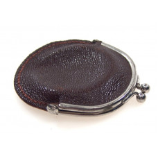 LITTLE LEATHER RARE VINTAGE LEITZ ACCESSORY CLIP POUCH