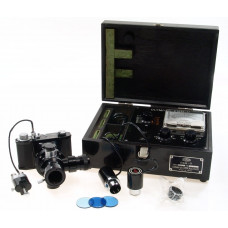 OLYMPUS PM-6 MICROSCOPE CAMERA BEAM SPLITTER EMM-V KIT