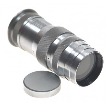 CANON CAMERA LENS M39 SCREW MOUNT 4/135 SERENAR