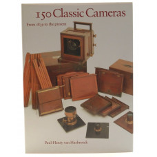 150 CLASSIC CAMERAS HASBROECK COFFEE TABLE BOOK NEW NR