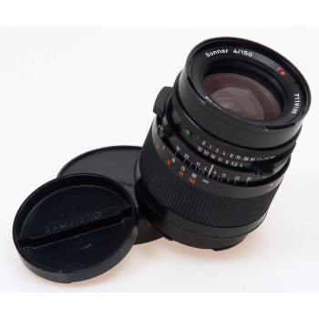 HASSELBLAD CAMERA LENS CF ZEISS SONNAR 4/150 mm T* NR