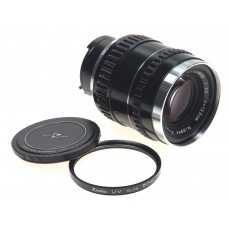 BRONICA EC CAMERA LENS NIKKOR-Q 1:3.5/135 mm CAP FILTER