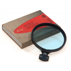 LINHOF CAMERA NEW SLIP IN LENS FILTER BLUE 51mm BOXED