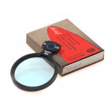 LINHOF CAMERA 42mm SLIP IN LENS FILTER B3 BOXED MINT