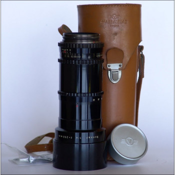 ZEISS OPTON SONNAR 1:4 f=250mm T RARE HASSELBLAD 1600f