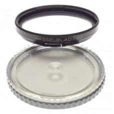 1x Hz -0 haze filter B50 bayonet cased HASSELBLAD camera lens filter accessory