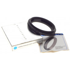 HASSELBLAD Lens Mounting Ring 63 40684 Proshade Adapter box manual Mint conditio