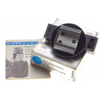 HASSELBLAD 40258 Attachemnt for flash holder camera accessory boxed 500 C/M 501