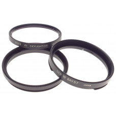 Hoya Bay57 SER VII  Skylight 1B HASSELBLAD camera lens filter set accessory