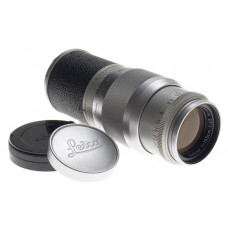 LEICA HEKTOR 1:4.5/13.5cm LEITZ f=135mm CAMERA CHROME LENS CAPS FITS M3 M7 M8 M9